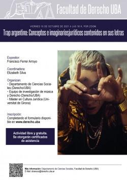 Trap argentino: Conceptos e imaginarios jurídicos contenidos en sus letras