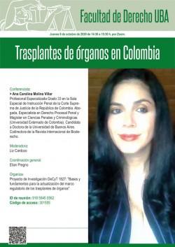 Trasplantes de órganos en Colombia