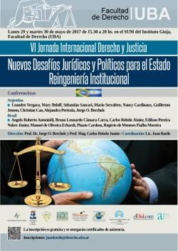 VI Jornada Internacional Derecho y Justicia