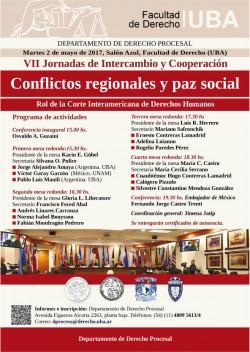 VII Jornadas de Intercambio y Cooperación