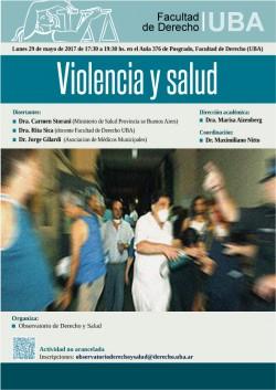 Violencia y salud