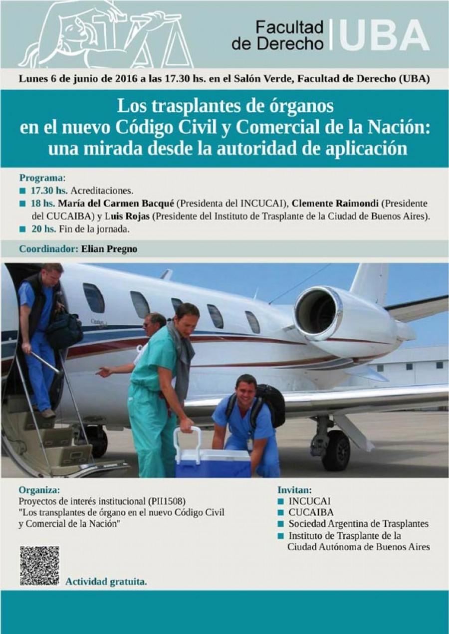 Los trasplantes de rganos en el nuevo c digo civil y for Codigo nuevo instagram