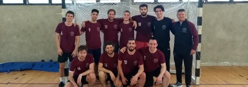Handballmasculino interfacultades