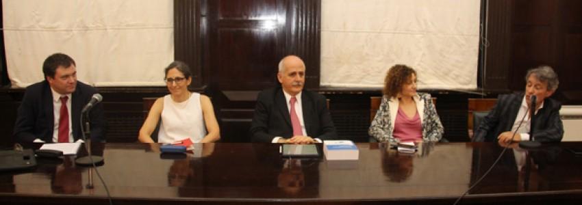 Presentación del libro Responsabilidad del Estado, de la cátedra del profesor Guido Santiago Tawil
