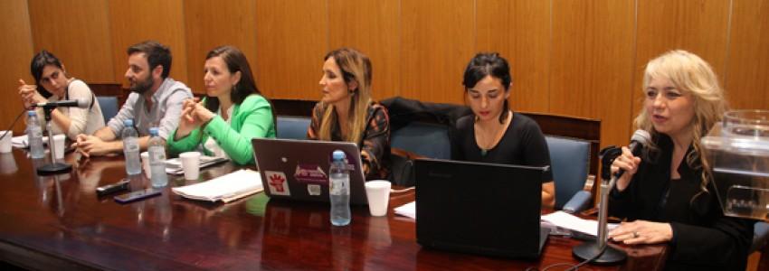 Primera jornada de actualización sobre violencia de género