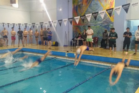 2do Interfacultades de Natación