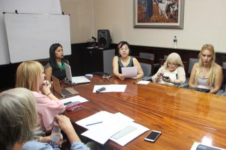 Asamblea constitutiva de la multisectorial de mujeres y disidencias
