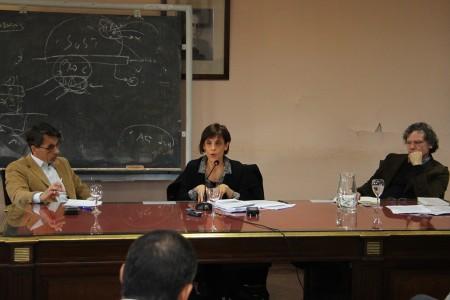 Diálogo entre Armin von Bodgdandy, Roberto Gargarella y Julieta Rossi: tribunales de justicia internacional y democracias. Acuerdos y desacuerdos