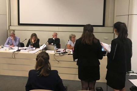 ¡El equipo de la Facultad de Derecho de la UBA se consagró campeón del Concours d'arbitrage international de Paris!