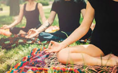 El/la deportista interior: meditación física, respiración y alimentación en tiempos de encierro