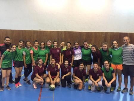Encuentro de Futsal Femenino