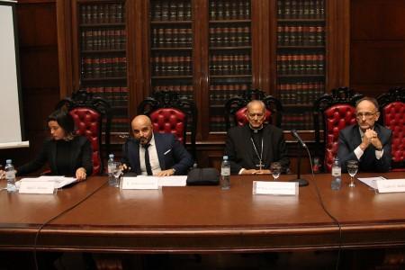 Encuentro sobre derechos sociales y doctrina franciscana