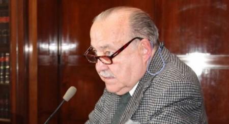 Fallecimiento del profesor emérito José Osvaldo Casás