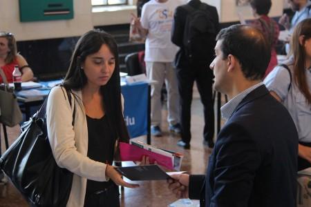 Feria de Universidades españolas en la Facultad