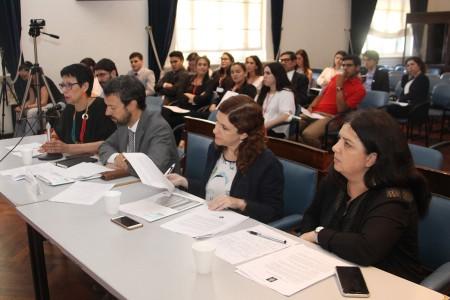 II Edición del Concurso Regional de Alegatos y Simulaciones en Derecho Internacional Humanitario