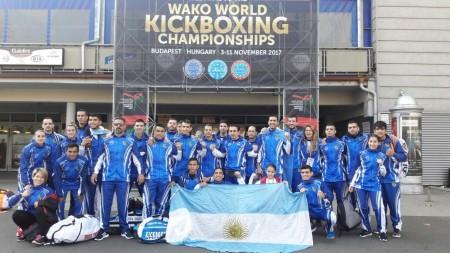 Kickboxing: histórico título mundial