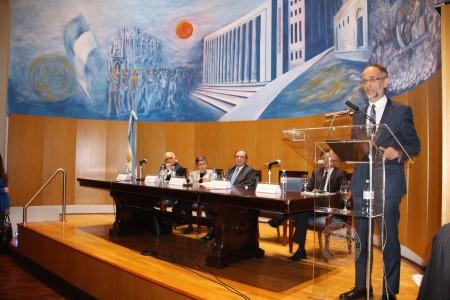 La Facultad presentó el Centro de Estudios sobre Transparencia y Lucha contra la Corrupción