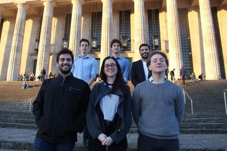 La Facultad seleccionó el equipo para participar en el X Concurso Nacional Universitario de Litigación Penal