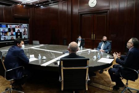 La Facultad y el Ministerio de Desarrollo Productivo lanzaron el Centro de Estudios de Derecho Concursal