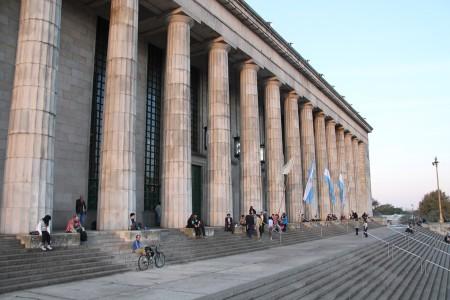 Obra ganadora para conmemorar el centenario de la Reforma Universitaria de 1918