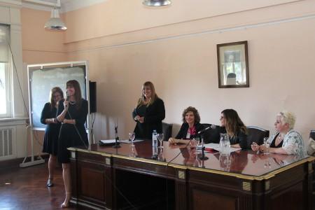 Presentación de propuestas de gestión de Salud con perspectiva de género 2020
