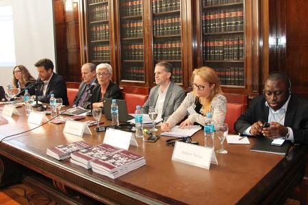 Presentación del informe  Los impactos de los litigios estratégicos. Tortura bajo custodia