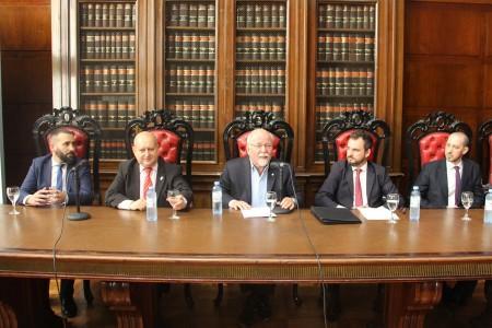 Presentación del libro Derecho Colectivo del Trabajo