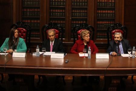 Presentación del libroRégimen legal de la propiedad intelectual, deDelia Lipszyc