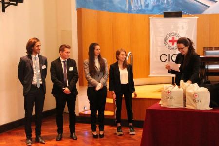Primer Concurso Nacional de Derecho Internacional Humanitario