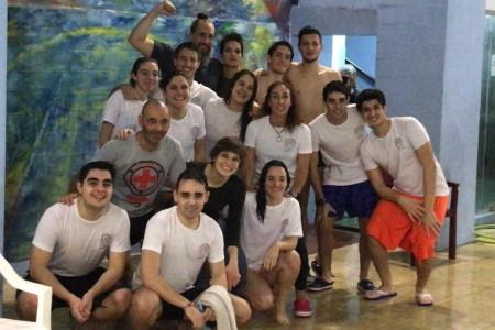 Primer Torneo Interfacultades de Natación