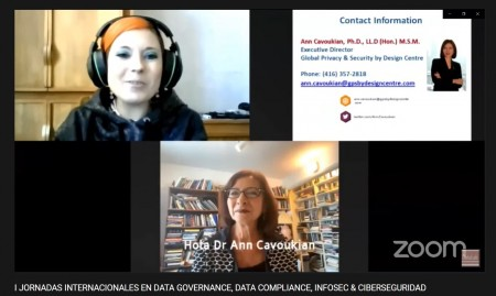 Primeras jornadas internacionales en data governance, data compliance, infosec y ciberseguridad