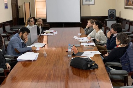 Se realizaron las rondas orales de la segunda edición del Concurso de Alegatos 2019