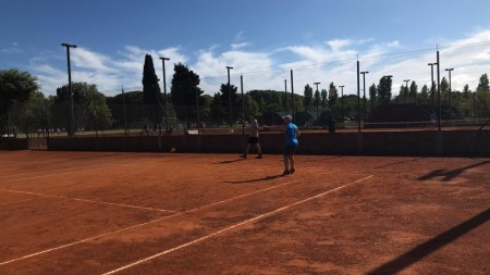 Tenis masculino Derecho UBA