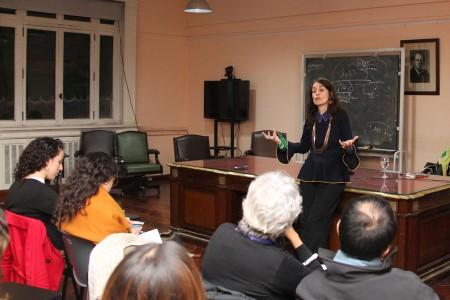 """Tercer encuentro del taller de formación: """"El enfoque de género en la enseñanza del Derecho. Una aproximación desde los Derechos Humanos"""""""