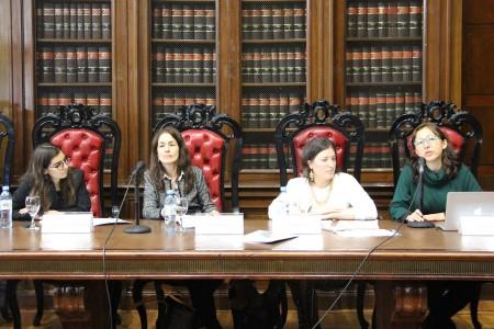 VI Conferencia anual NYU-UBA: las mujeres y el Derecho