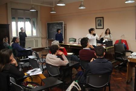 Workshop sobre legítima defensa con perspectiva de género