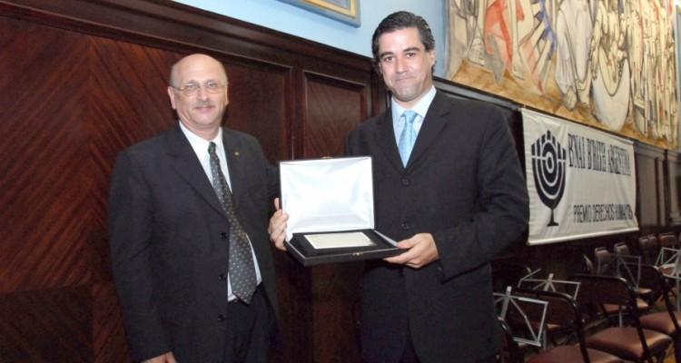 Mario Brodsky y Daniel Rafecas