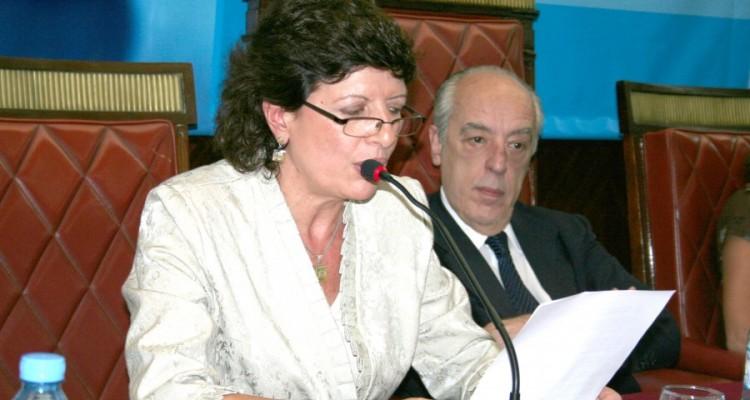 Silvana Marchetti y Atilio Alterini