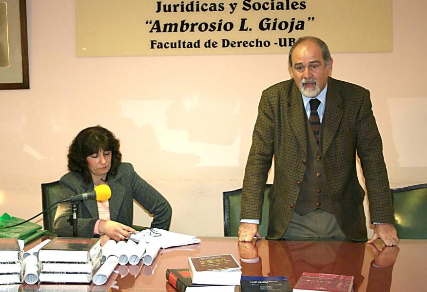 Vilma R. Vanella y Marcos M. Córdoba