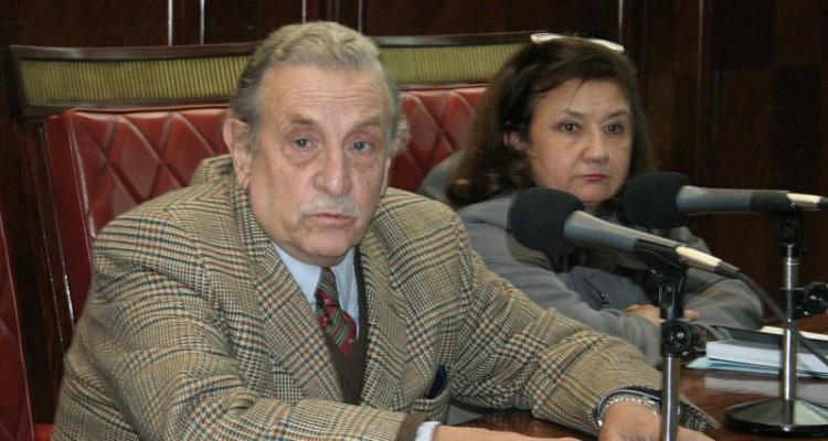 Arturo Pellet Lastra y María Elena Acosta