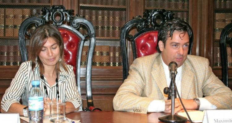 Silvina Bacigalupo Saggese y Maximiliano Rusconi
