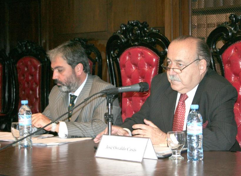 Claudio E. Luis y José O. Casás