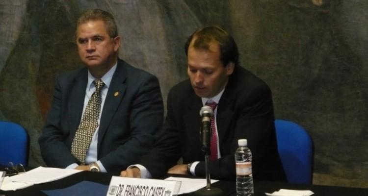Sergio Márquez Rabado y Francisco Castex