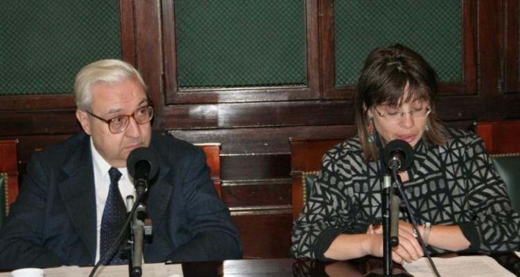 Ricardo Guibourg y Veronique Champeil-Desplats