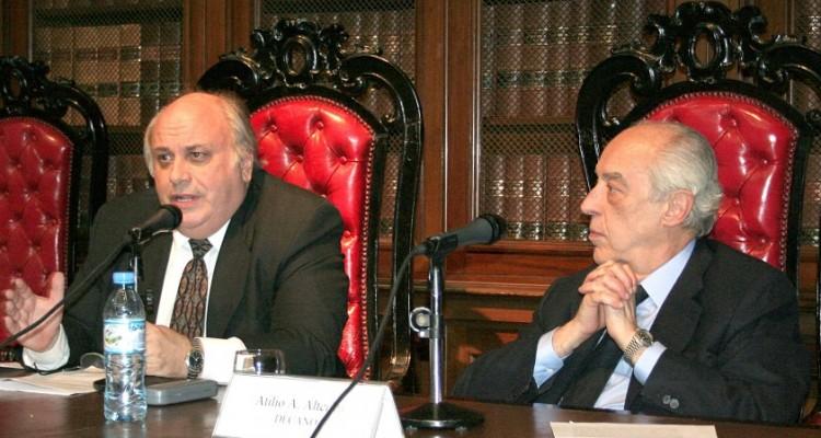 Oscar J. Ameal y Atilio A. Alterini