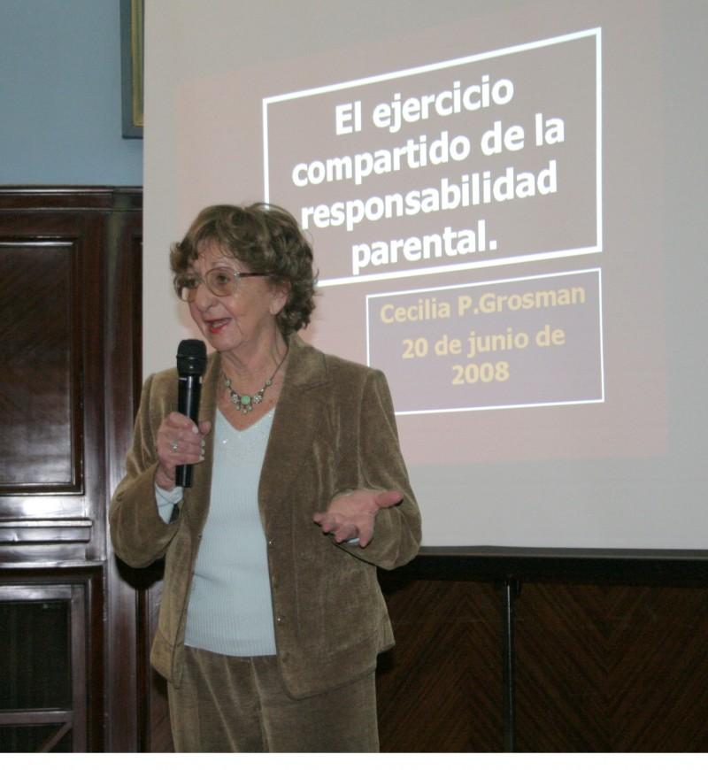 Cecilia P. Grosman