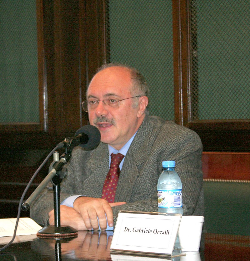 Gabriele Orcalli