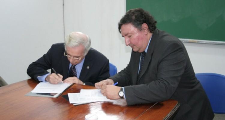 Tulio Ortiz y Ricardo M. Rojas