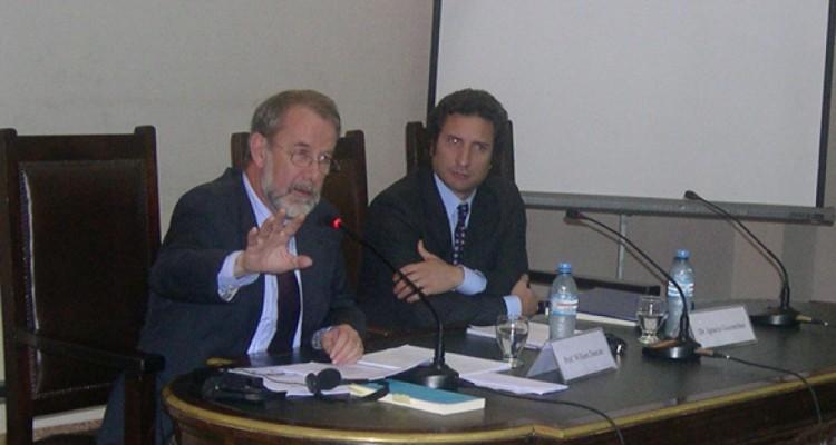 William Duncan e Ignacio Goicoechea