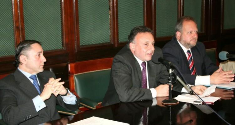 Oscar A. De Masi, José Carlos Costa y Alfredo G. Di Pietro